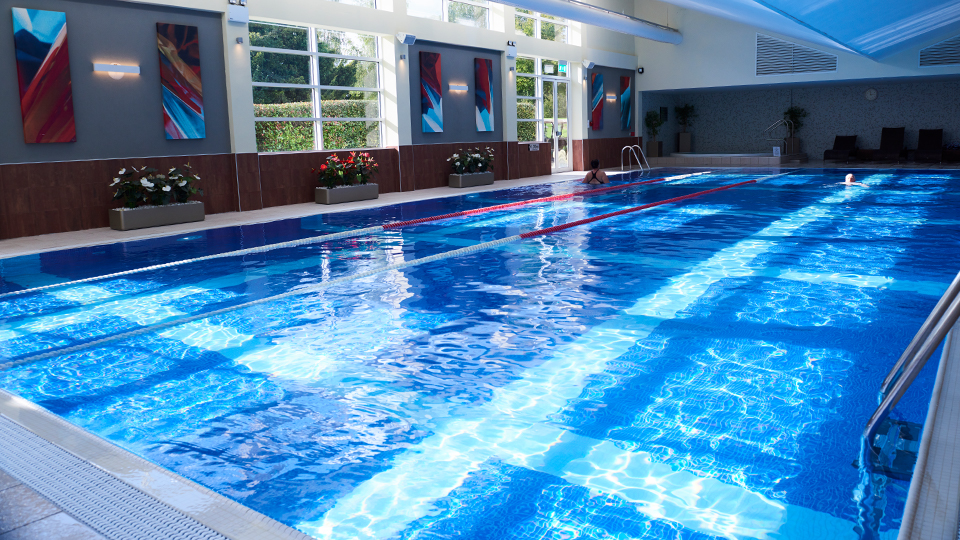 Chartham Park Golf and Country Club swimming pool