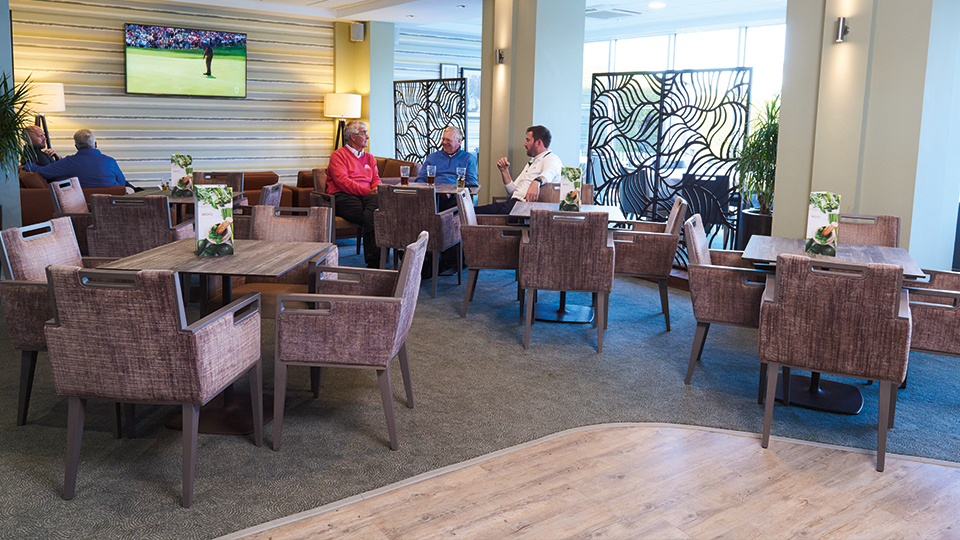 Chartham Park Golf and Country Club Golf Bar